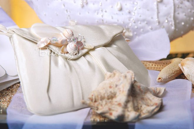 Seashell handbag