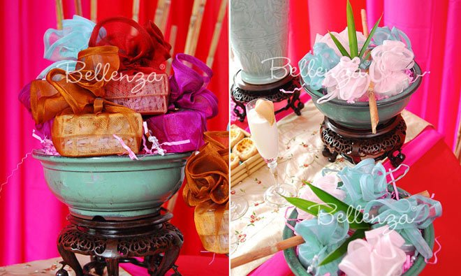 Asian-themed Favor Ideas for a Sweet 16 Party