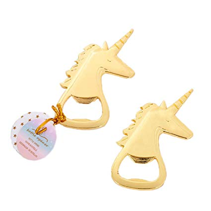 Unicorn bottle opener