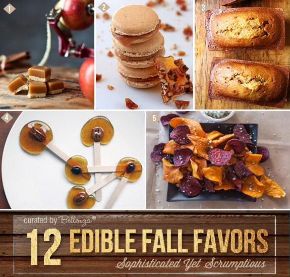 Edible favors for weddings