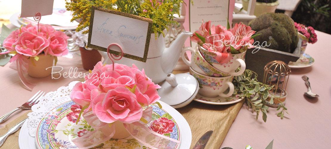 Floral and Garden Theme