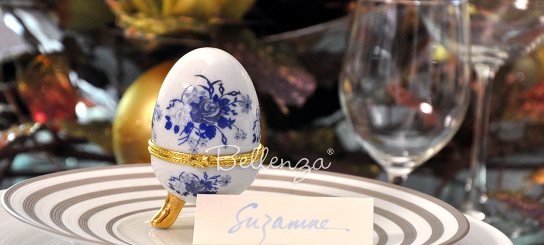 Porcelain Wedding Favors