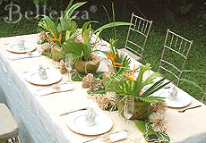 Mark Your 50th Wedding Anniversary With an Exotic Luau