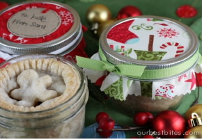 holiday cookies favors