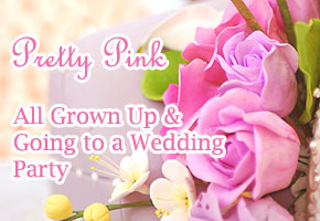 Pink Gets All Grown Up as a Pretty Wedding Color!