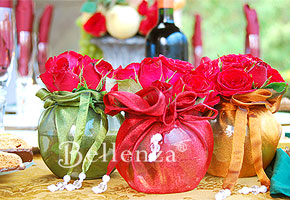 Centerpiece vases