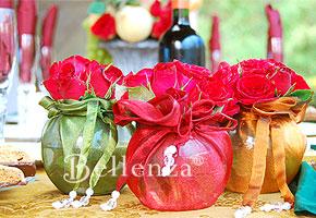 Centerpiece vases