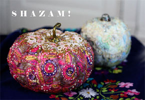 Creative Pumpkin Centerpieces with an Artful Spin!