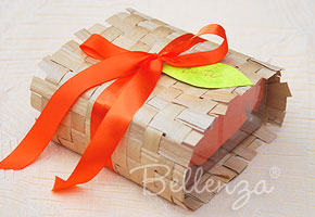 Easy gift packaging project that is eco-friendly
