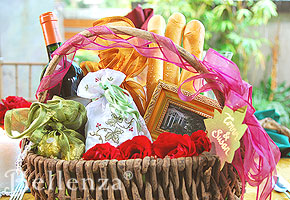 5 Minute Gift Basket