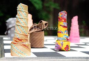 Chess ties