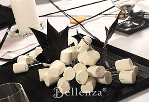 Halloween-themed Bridal Shower