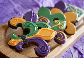 Mardi Gras Treats and Favors