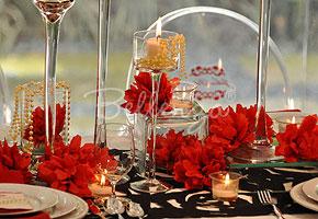Modern Vintage Valentine's party ideas