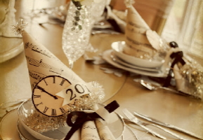 Hip Favors for a New Year\'s Engagement Party - Unique Wedding ...