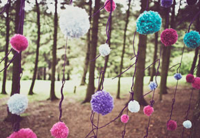 Gorgeous + Fun = A Handcrafted Wedding Picnic by Belle Amour