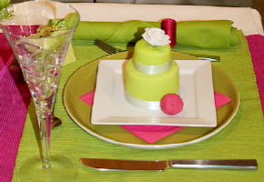 Neon Bridal Shower Colors