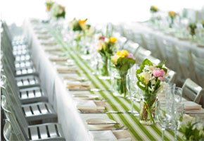 Find in Focus: Pattern Your Wedding in Chic Stripes