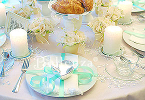 Breakfast at Tiffany's theme