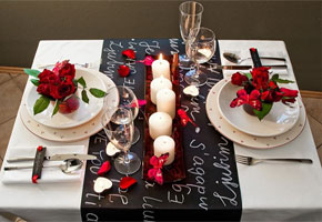 Valentine's dinner for two ideas