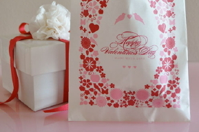 Valentine favor packaging