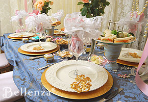 Wedding Shower Decorations on Host A Quaint Victorian Tea Party For Your Bridal Shower