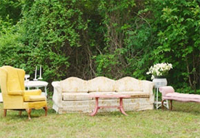 Merveilleux Outdoor Sofa For Wedding Reception