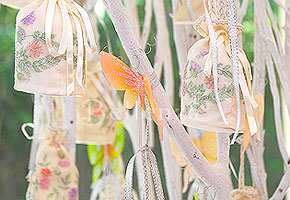 Wedding wish tree