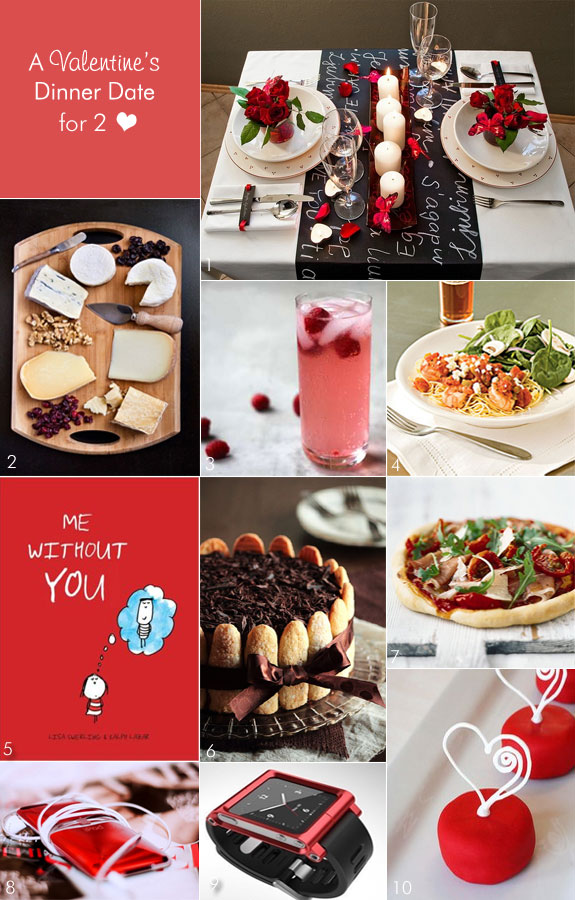Valentine S Dinner Date Ideas For Home