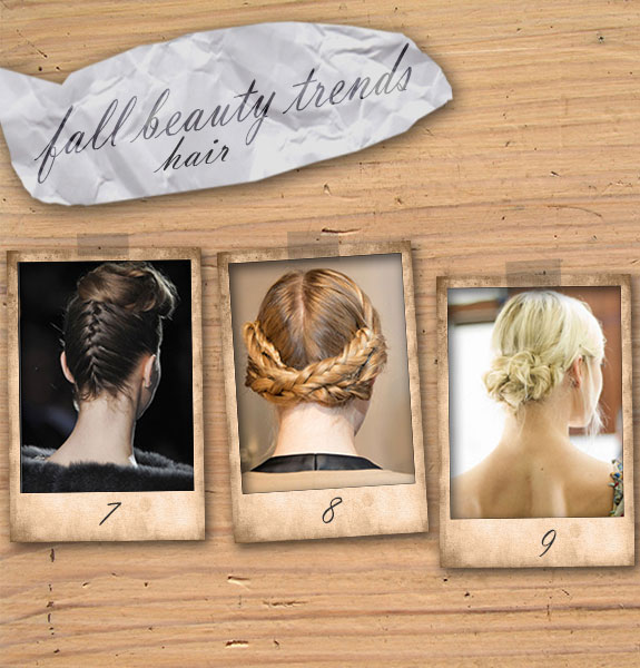 Hairstyles with braids for wedding