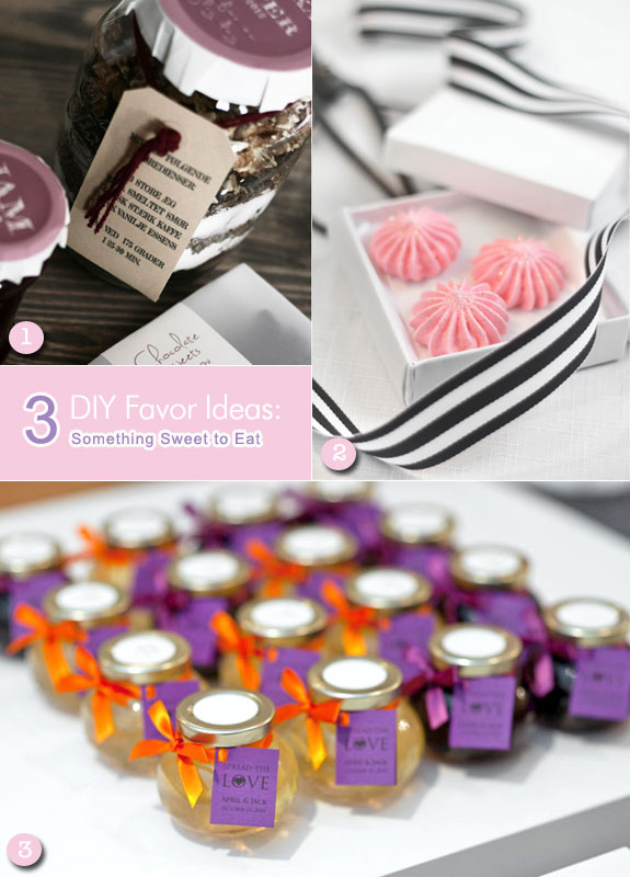 Sweet Diy Favor Ideas For A Bridal Shower Party Unique Wedding