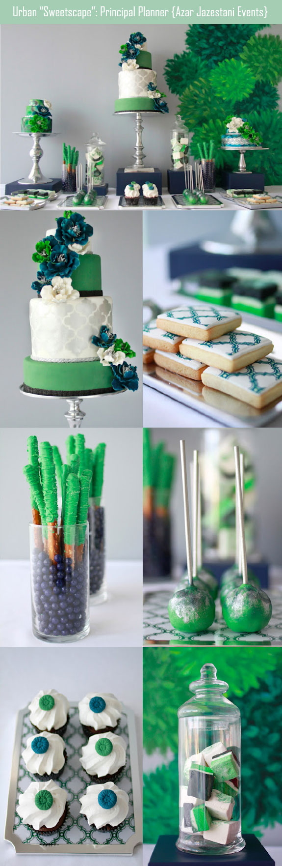 Green sweetscape