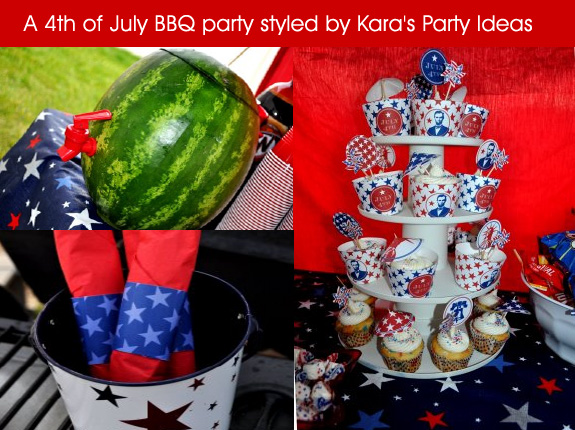 July 4th bbq party ideas