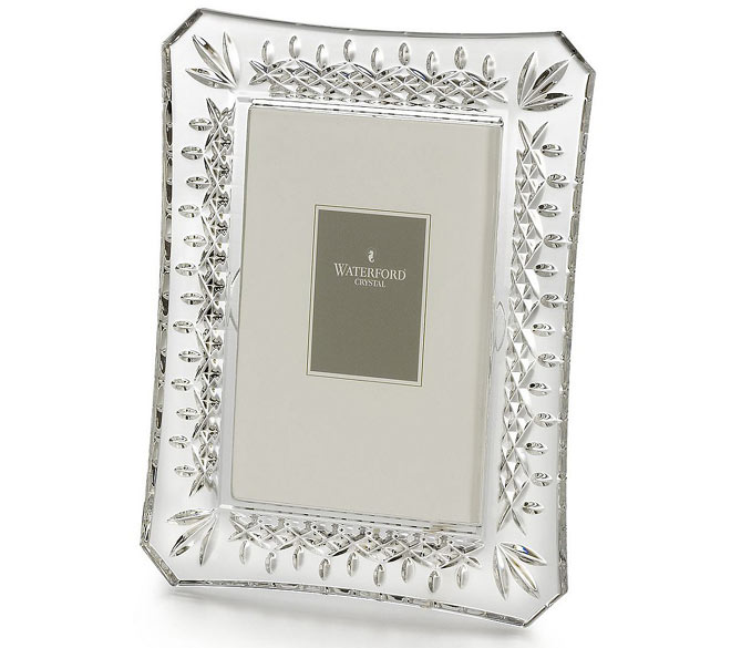 Waterford Lismore Frame - from Bloomingdale's