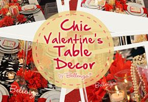 Valetines roundup of stylish ideas