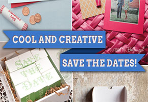 Creative Save the Dates: From Edible to Interactive!