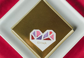 10 Modern Wedding Place Cards for Your DIY Inspiration!
