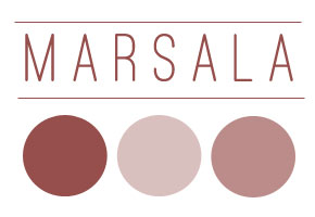 Marsala Inspiration for Weddings: Is it Right for You?
