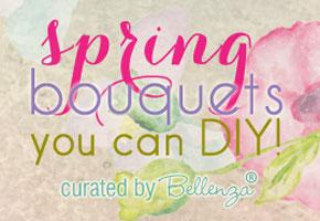 DIY Spring Wedding Bouquets