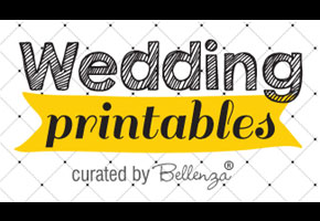 Ready-to-Use Wedding Printables for the Bride on a Budget