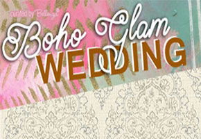 Boho Glam Style Inspiration for the Modern Bride!