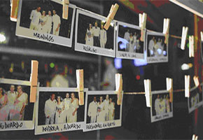 How to Use Photos for your Wedding Table Seating Plans!