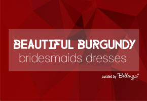 Beautiful burgundy dreses