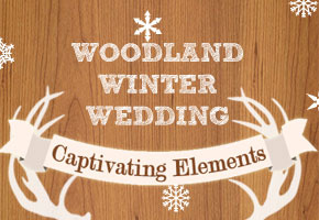 Woodland winter decorations from Bellenza