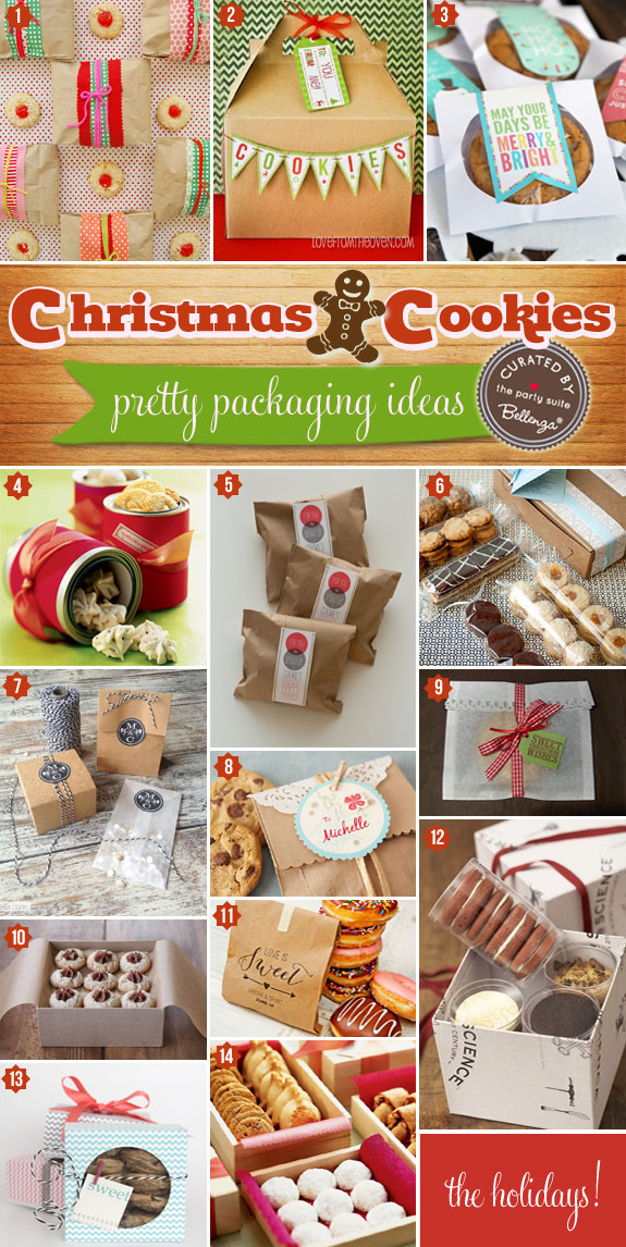 Christmas cookies packaging ideas to make them fun and festive | The Wedding Bistro at Bellenza