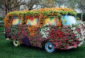 Floral Fever: Pretty Floral Installations for Spring Weddings!