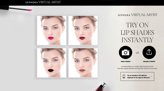 VIRTUAL ARTIST by sephora