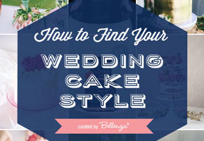 Let's Talk Cake: How to Choose the Right Wedding Cake Style!