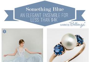 Blue ensemble 4k for summer brides