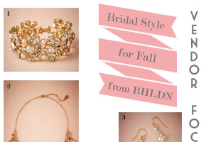 Bhldn fall 2016 - Staff favorites at Bellenza